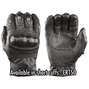 Damascus CRT100 VECTOR™ Law Enforcement Riot Gear, HARD-KNUCKLE RIOT CONTROL GLOVES, Tactical Gloves,  Riot Control with Long Cuffs, Carbon-Tek fiber knuckles, Velcro® closure