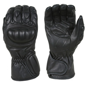 Damascus CRT100 VECTOR™ Law Enforcement Riot Gear, HARD-KNUCKLE RIOT CONTROL GLOVES, Tactical Gloves,  Riot Control with Long Cuffs, Carbon-Tek fiber knuckles, Velcro® closure