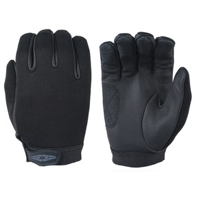 Damascus Law Enforcement Riot Gear ENFORCER K™ - DNK1 NEOPRENE W/ CUT RESISTANT LINERS with Durable breathable neoprene backs, Perfect for Patrol / Duty all day use,   Sure-grip synthetic leather palms, washable and  breathable, NEW wrist strap closu