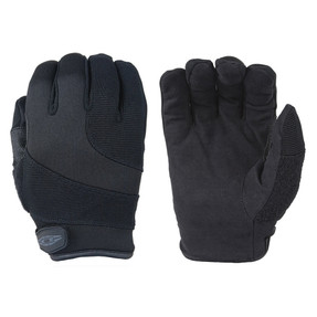 Damascus Law Enforcement Riot Gear PATROL GUARD™ - DPG125 WITH CUT RESISTANT PALMS, perfect for Patrol / Duty gloves, All day wear,  provides moderate cut resistance from glass, razor blades, 100% 9oz. DuPont™ Kevlar® fiber, and washable
