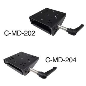 Havis C-MD-202/204 Tilt Swivel Motion Device, 45 or 90 Degrees of Vertical Tilt Movement, Designed for Keyboards and Tablet Docking Stations