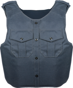 Armor Express ® Dress Vest Female Overt Ballistic Body Armor Carrier, offers adjustable shoulders with epaulets for mic attachment-Choose Carrier only or Carrier and Panels (Soft Armor), NIJ Certified-Level 2, or Level 3A Threat Levels