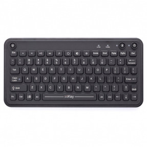 Gamber Johnson 7300-0028 iKey Rechargeable Bluetooth® Keyboard for Windows 8 with Humidity Resistant