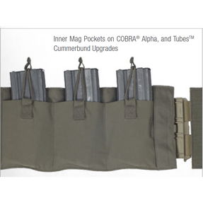 Armor Express ® LightHawk XT 3.0 Overt Tactical Ballistic Body Armor Carrier Combo, With a kangaroo pouch, dynamic interchangeable  cummerbund system with quick release option-includes NIJ Certified Level IIIA Panels (Soft Armor)