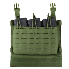 Condor 221152 VAS Tactical Triple Mag Panel, available in Black, Olive Drab and Coyote Brown
