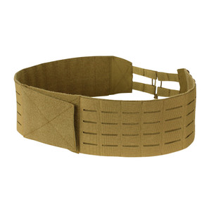 Condor 221122 LCS VAS Slim Tactical Cummerbund, 2PCS/PACK, Shock-cord and cord lock included, available in Black, Olive Drab and Coyote Brown