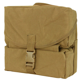 Condor MA20 Tactical Fold-Out Medical Bag, Adjustable and removable shoulder strap, available in Black, Olive Drab and Coyote Brown