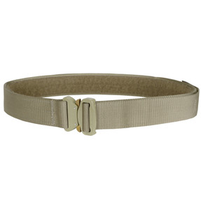 Condor Outdoor US1078 Cobra Tactical Belt, available in Black, Tan, and Coyote Tan