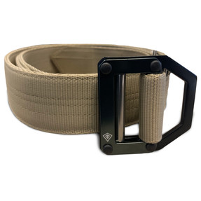 First Tactical 143010 Tactical Belt 1.75 inch, available in Black, Olive Drab Green, Midnight Navy, Khaki, and Coyote Brown