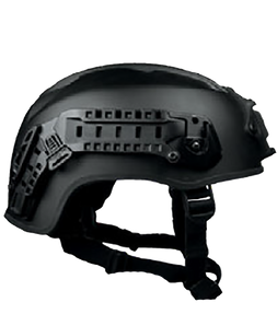 Armor Express BUSCH PROTECTIVE AMH-2, Non-Ballistic  Bump/Impact Training Helmet, Rails with Speed-System Connection Point, high level of impact protection, ventilation, and comfort.