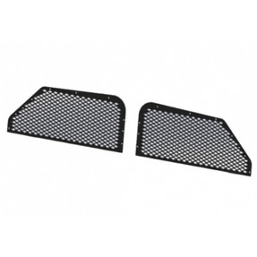 Gamber Johnson Ford Law Enforcement Interceptor Utility 2020-2021 Mesh Window Guards for rear driver and passenger side windows 7160-1338