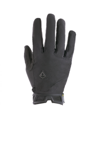First Tactical 150009 Men's Slash Patrol Glove, adjustable wrist cuff, Cut resistant, Black