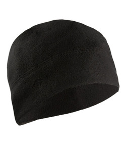 First Tactical 142007 Fleece Beanie, 100% Polyester, available in Black and Midnight Navy