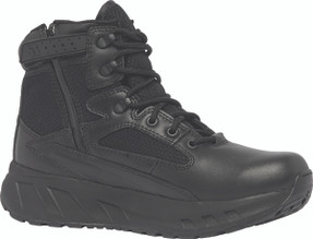Tactical Research by Belleville MAXX6Z 6 inch Men's Maximalist Tactical Side Zip Boots, Uniform/Casual, Regular or Wide Width, Black