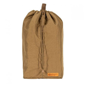 5.11 Tactical 56603 CONVOY STUFF SACK MIKE, Water Resistant, Drawstring Closure with Cord Lock, available in Black and Kangaroo