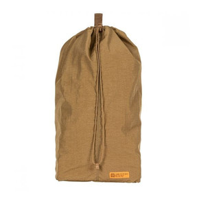5.11 Tactical 56604 CONVOY STUFF SACK MIKE, Water Resistant, Drawstring Closure with Cord Lock, available in Black and Kangaroo