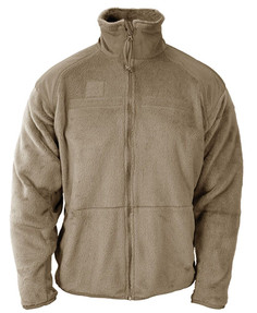 Propper® F5494 Gen III Fleece Jacket, 100% nylon, Uniform/Casual, 2 Chest Pockets, available in Foliage Green and Tan
