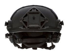 United Shield SPEC OPS DELTA Ballistic Helmet for Law Enforcement and Military, High-Cut Gen II, NIJ LEVEL IIIA Protection, Rapid Adjustment Dial, Includes Picatinny Side Rails, Redsigned Internal Padding System