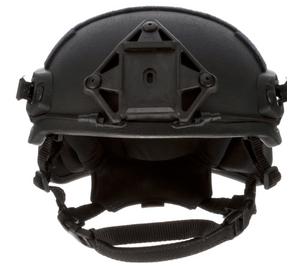 United Shield SPEC OPS DELTA Bulletproof Helmet for Law Enforcement and Military, Mid-Cut Gen II, NIJ LEVEL IIIA Protection, Rapid Adjustment Dial, Includes Picatinny Side Rails, Redsigned Internal Padding System