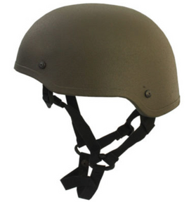 United Shield SPEC OPS Bulletproof Helmet for Law Enforcement and Military, Lightweight, Low Profile Cut, Level IIIA Protection, Unparalleled Peripheral Vision, Uninhibited Hearing and Adaptability to Communications Gear