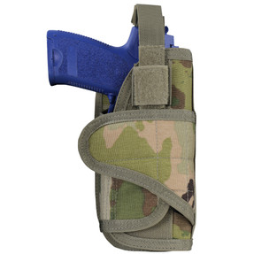 Condor Outdoor MA69-800 VT Holster, Wrap-around design to fit a variety of pistols, Scorpion OCP Pattern