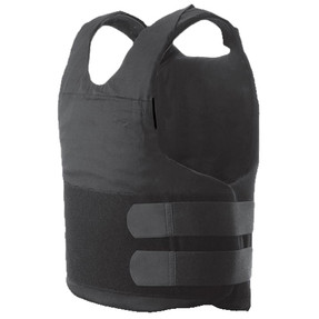 Point Blank Standard Male Concealable Ballistic Body Armor Carrier, Low profile, SSBS Shoulder System for easy adjustments, Choose Carrier only, or Carrier And Plates, NIJ Certified - Level II or Level IIIA Threat Levels