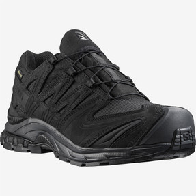 Salomon L40921600 XA Forces GTX Unisex Shoes, Lightweight, Uniform or Casual, available in Black and Ranger Green