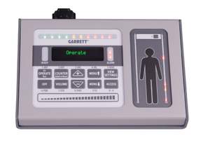 Garrett 1171100 MZ-6100 Desktop Remote Console with Zone Indication, Control Panel, Includes 50-foot cable