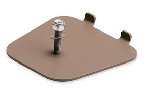 Garrett 1604100 Beige Adhesive Floor Mount Kit for PD-6500i Mobile Walk-Through Metal Detectors