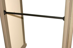 Garrett Transportation Brace for PD-6500i & MZ-6100, Provides a collapsible solution that supports the walk-through metal detector during transportation