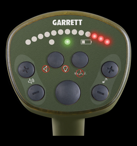 Garrett RECON-PRO AML-1000, 20cm + 38 x 50cm open coil search head with UXO Configuration, Mine / ERW Detector, Waterproof, 1220020, for locating larger and more deeply buried objects, Includes surface debris elimination, headset, etc. Complete Kit