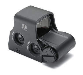 EOTech XPS3-2 NIGHT VISION Compatible Holographic Weapon Sight, Single CR123 battery; reticle pattern with 68 MOA ring & 2 MOA dots