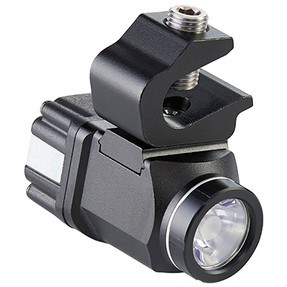 Streamlight 69333 Vantage II - Industrial hard hat mount and one CR123A lithium battery - Box - Black