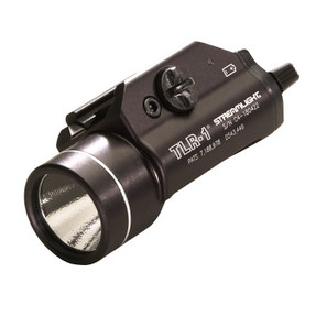 Streamlight 69110 TLR-1 - Includes Rail Locating Keys and lithium batteries. Box - Black