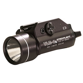 Streamlight 69211 TLR-1s - Earless screw - Includes Rail Locating Keys and lithium batteries. Box - Black