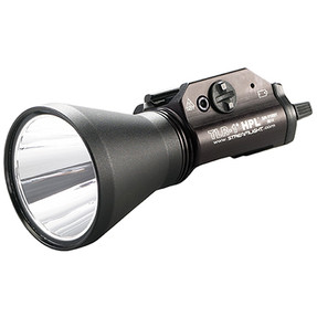 Streamlight 69215 TLR-1 HPL Standard Switch - Includes Rail Locating Keys and lithium batteries. Box - Black