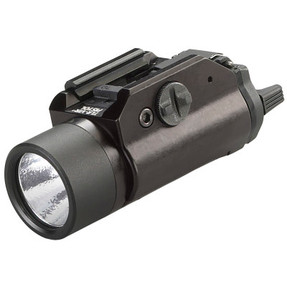 Streamlight 69180 TLR-VIR visible LED/IR illuminator includes opaque lens cover remote switch 1913 key and 2 CR123A lithium batteries - Black