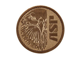 ASP  Coyote Patches (Iron-On), ASP Eagle Certified, 59141