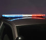 Whelen Legacy LED Light Bar, Dual Color, DUO, WeCan, 44, 48, or 54 inches