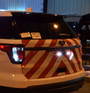 Law Enforcement and Emergency Vehicle Chevrons Graphics with 3M Reflective Decal Stripes, fit Cars, SUV's, Trucks, Vans