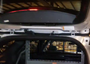 Sound-off Ford Police Interceptor Utility SUV (Explorer) n-Force Rear Windshield Facing Interior LED Light bar ENFWBRF, Dual (2) colors per light-head, includes shroud to reduce flash-back, 2013-2019