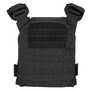 Armor Express Active Shooter Response Kit, Includes MOLLE Compatible Vest, Padded Shoulder Straps, 2 Level 4 NIJ Bulletproof Plates, ID Plackards, And Bag, One Size Fits Most