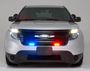 Whelen ION Hood and Universal Mount LED Light Head