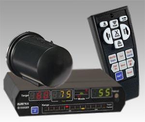 Ranger EZ Ranging Police Traffic Radar System by MPH