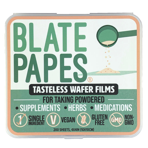 Edible Wafer Films, 200 Count