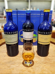 Waterford Irish Whisky: Terroir, Traceability, Transparency