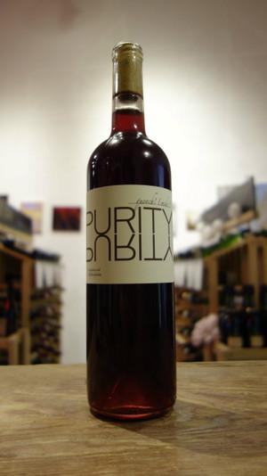 Purity Wine, Mourvèdre Oakstone Vineyard Nevada County