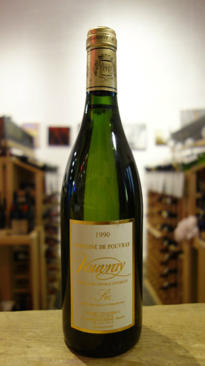 Pouvray Vouvray Sec 1990