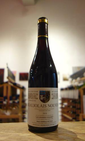 Durdilly Beaujolais Nouveau(2018)