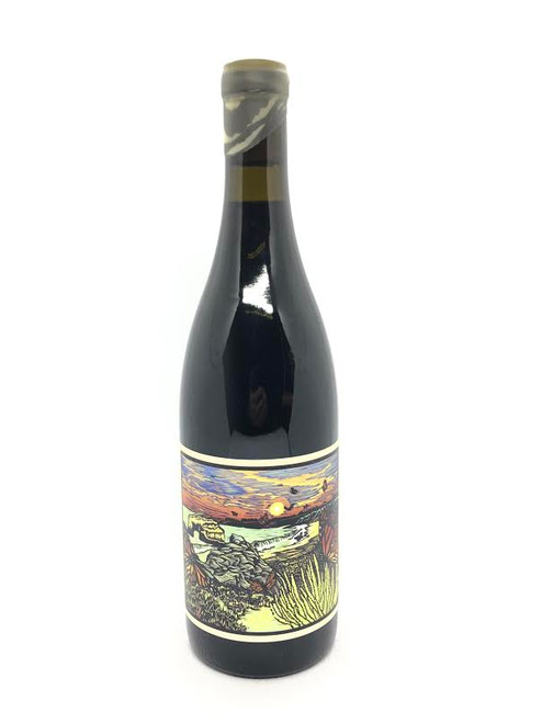 Florèz Wines, Noble Oble Pinot Noir Santa Cruz Mountains